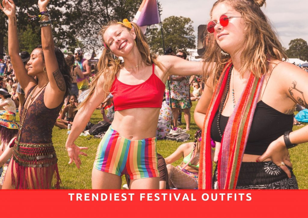 festival outfit ideas for girls
