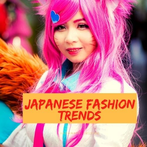 best japanese fashion trends