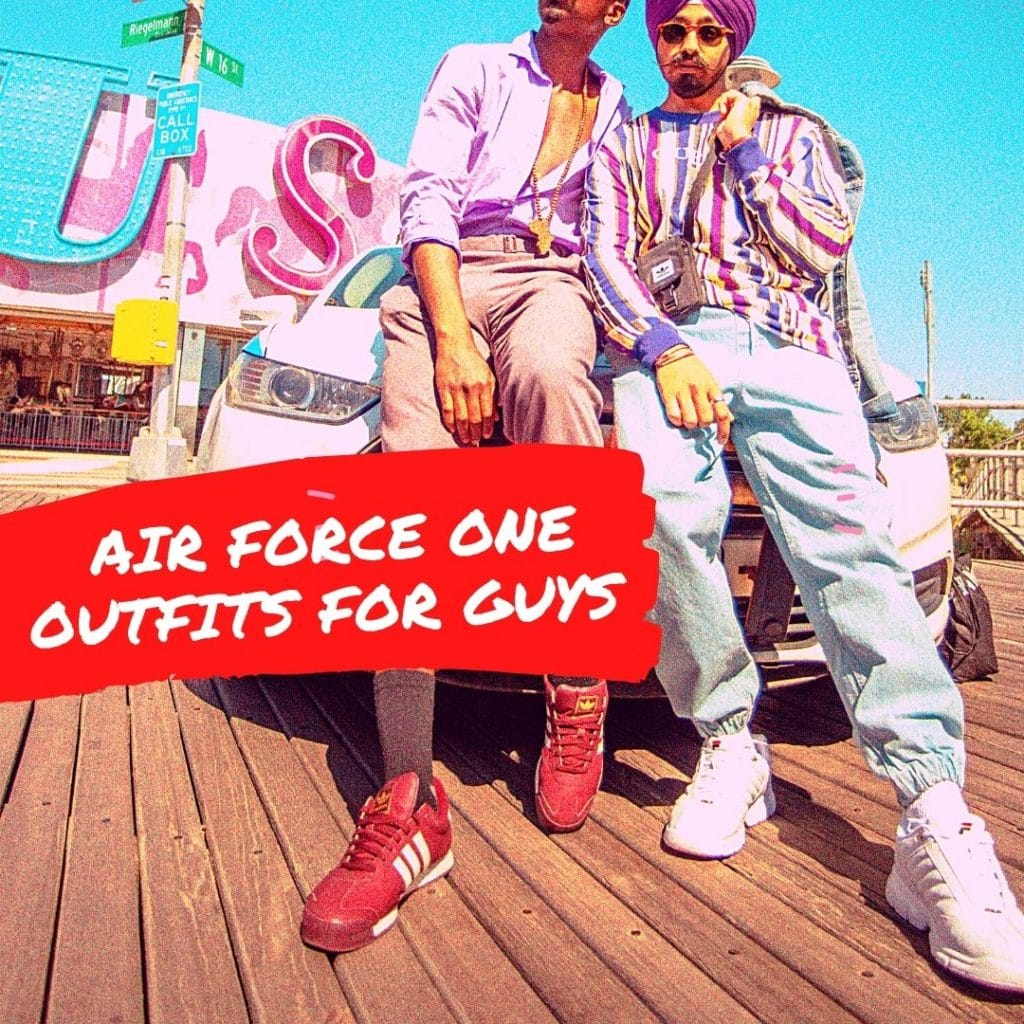 best airforce 1 outfits for guys