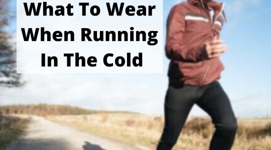 What To Wear When Running In The Cold