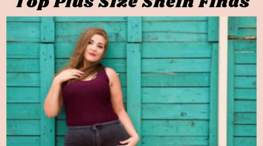 Top plus size Shein Finds