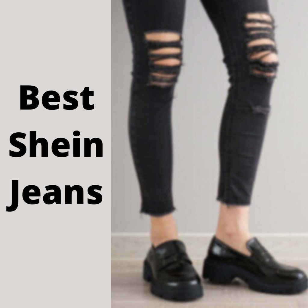 top shein jeans