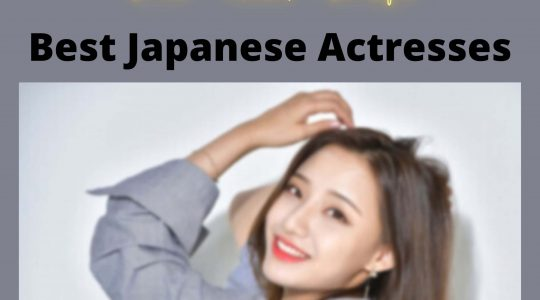 Best Japanese Actresses